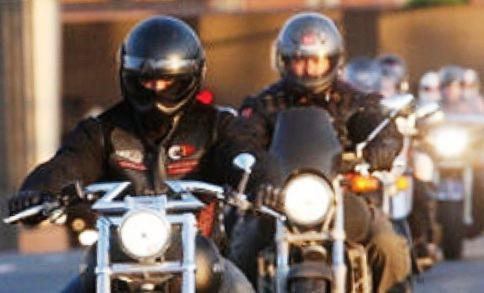Фото - открытие мотосезона в Приморье