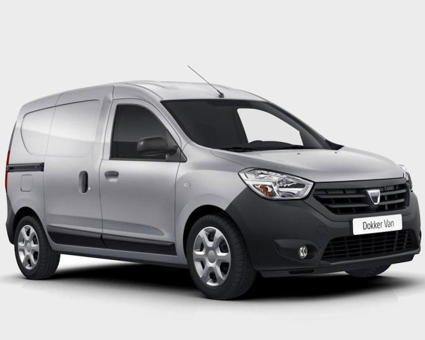 Грузовой Dacia Dokker фото