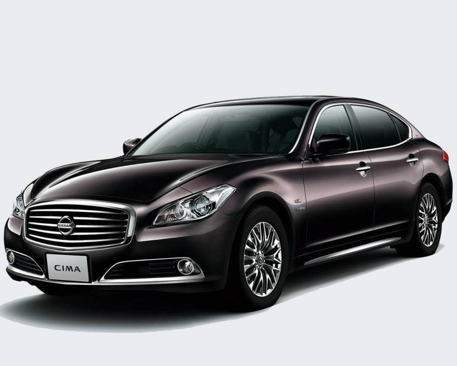 Nissan Cima 2013 фото