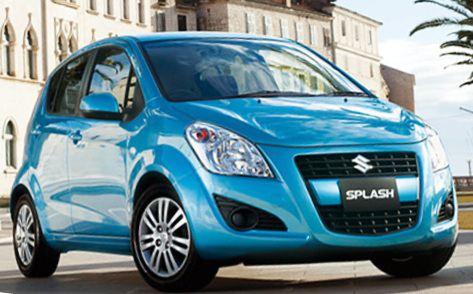 Новый Suzuki Splash 2013