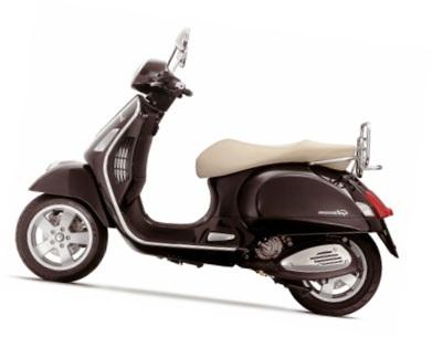 Права на скутер и мопед 2012
