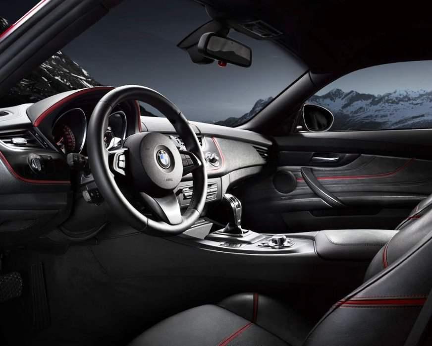 Салон BMW Zagato Coupe 2012
