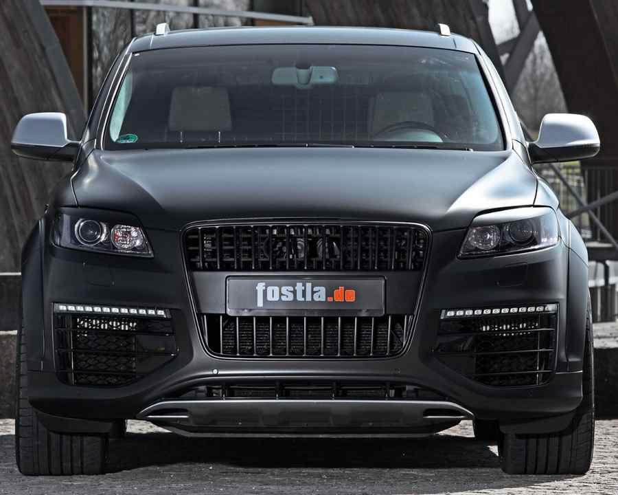 Тюнинг Audi Q7 фото