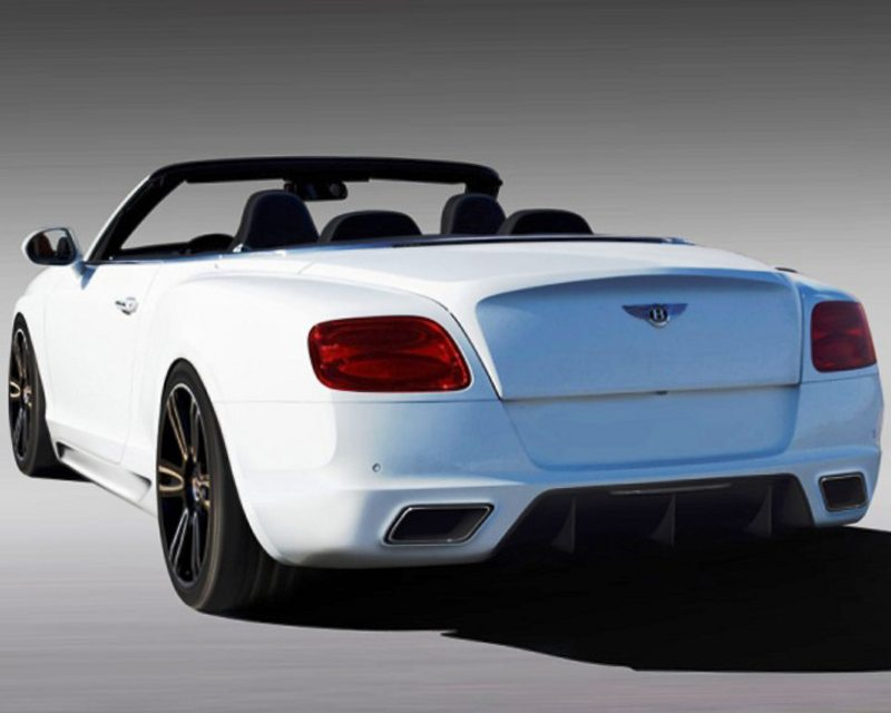 Тюнинг Bentley Continental GTC задние фонари