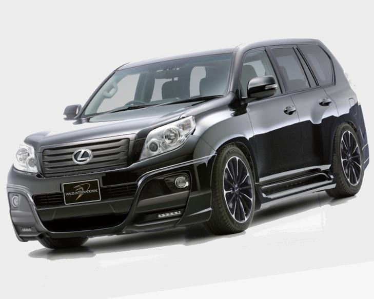 Тюнинг Toyota Land Cruiser Prado 150 фото