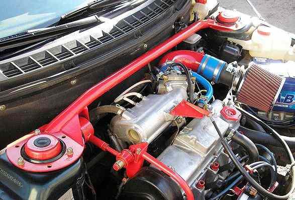 Тюнинг двигателя ВАЗ 2110 - внутренние доработки, карбюратор