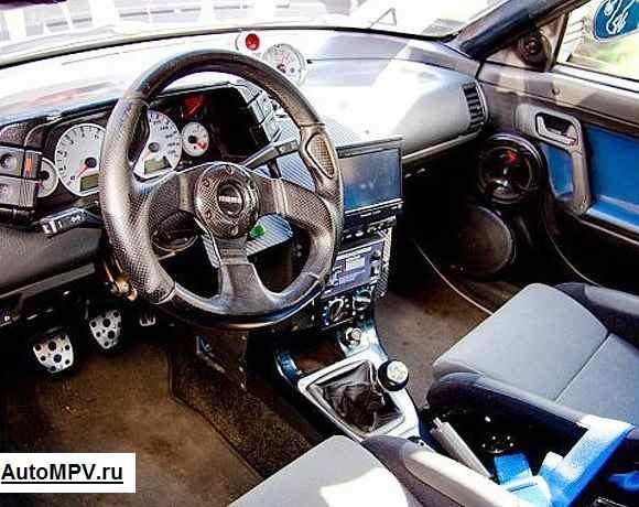 Тюнинг ВАЗ 2110 своими руками (фото, видео)