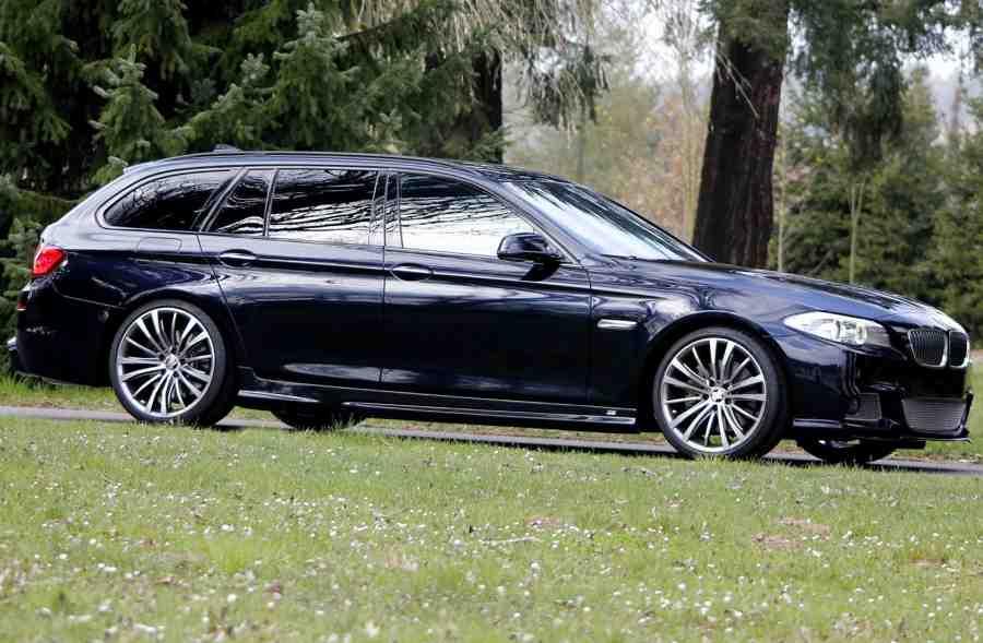 Тюнингованный BMW 5-Series Touring