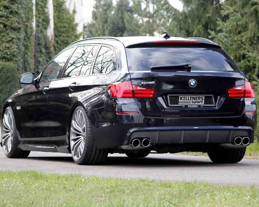 Задние фонари BMW 5-Series Touring от Kelleners Sport