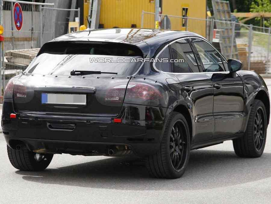 Задние фонари Porsche Macan 2014