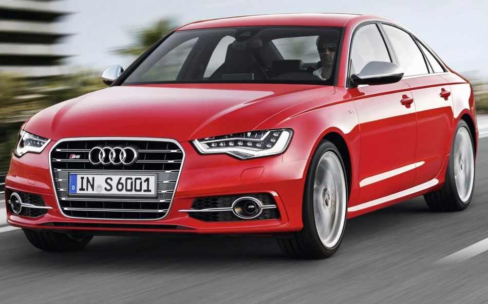 Audi S6 2013 фото