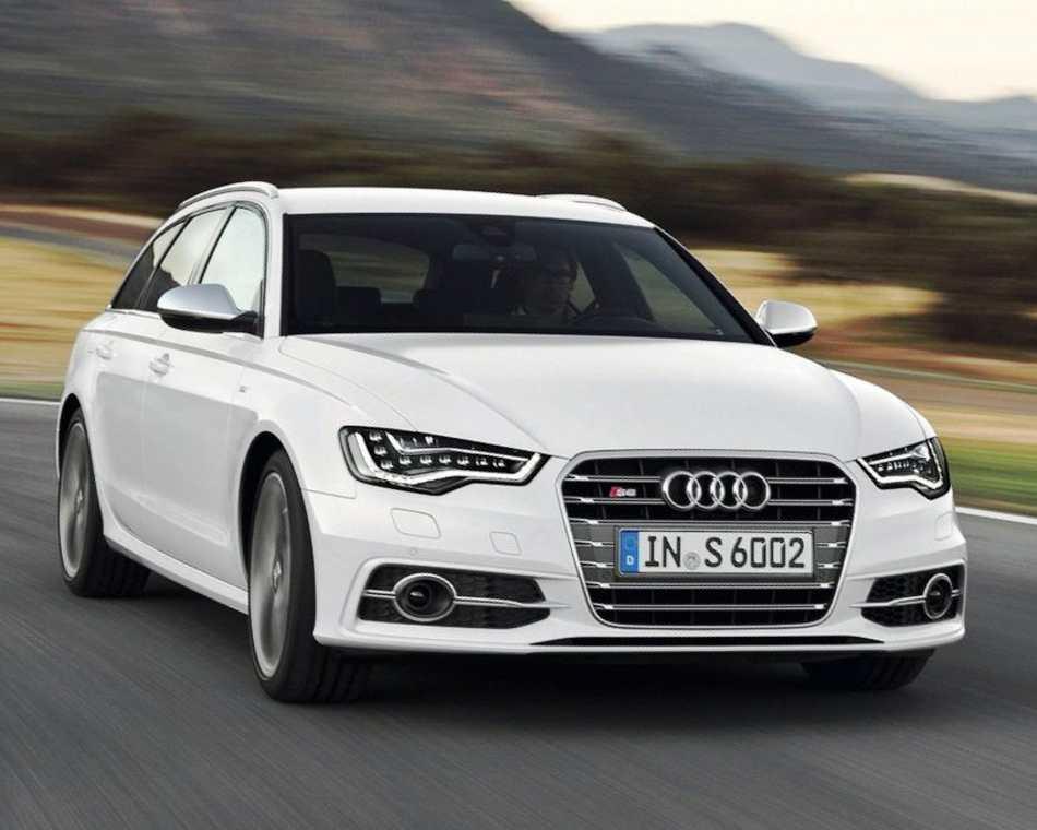 Audi S6 Avant 2013 фото
