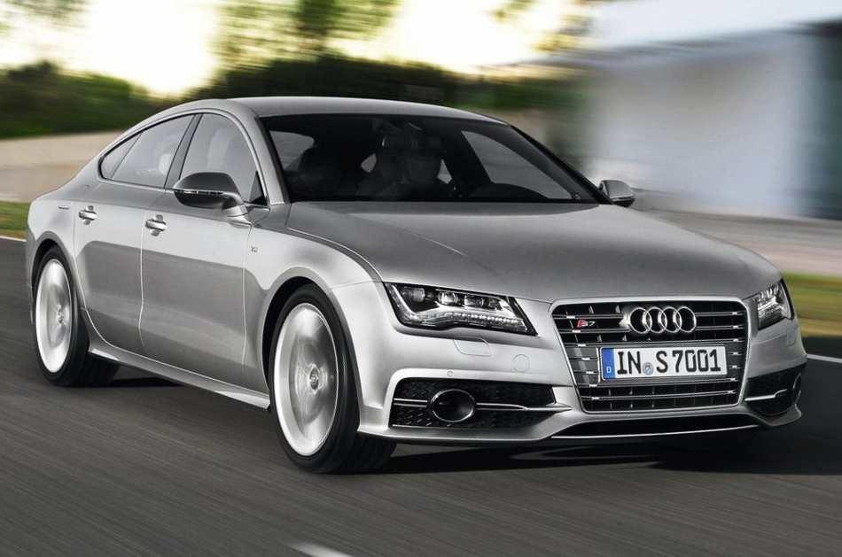 Audi S7 Sportback 2013 фото