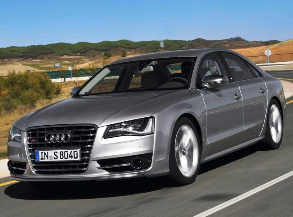 Audi S8 2012 фото