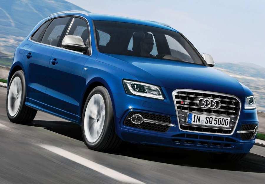 Audi SQ5 TDI 2013 фото