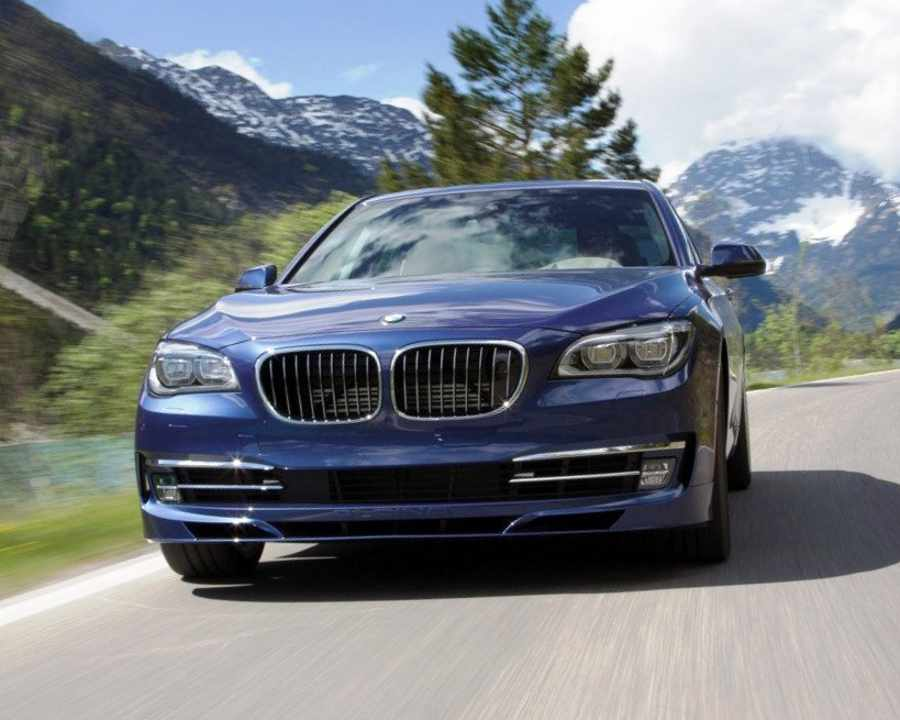 BMW Alpina B7 2013 фото