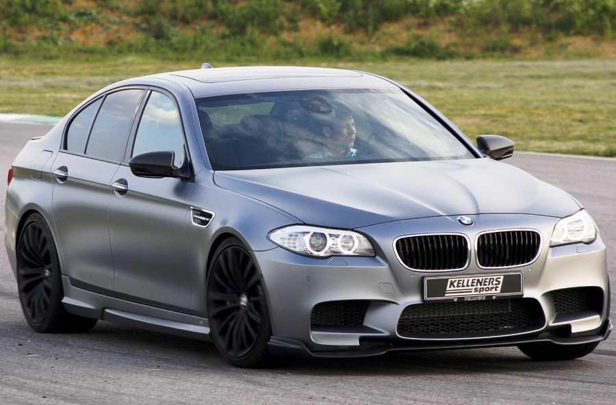 BMW M5 тюнинг фото