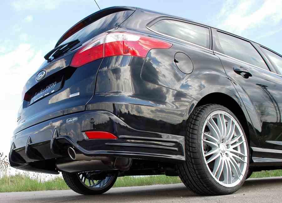 Ford Focus 3 тюнинг универсала
