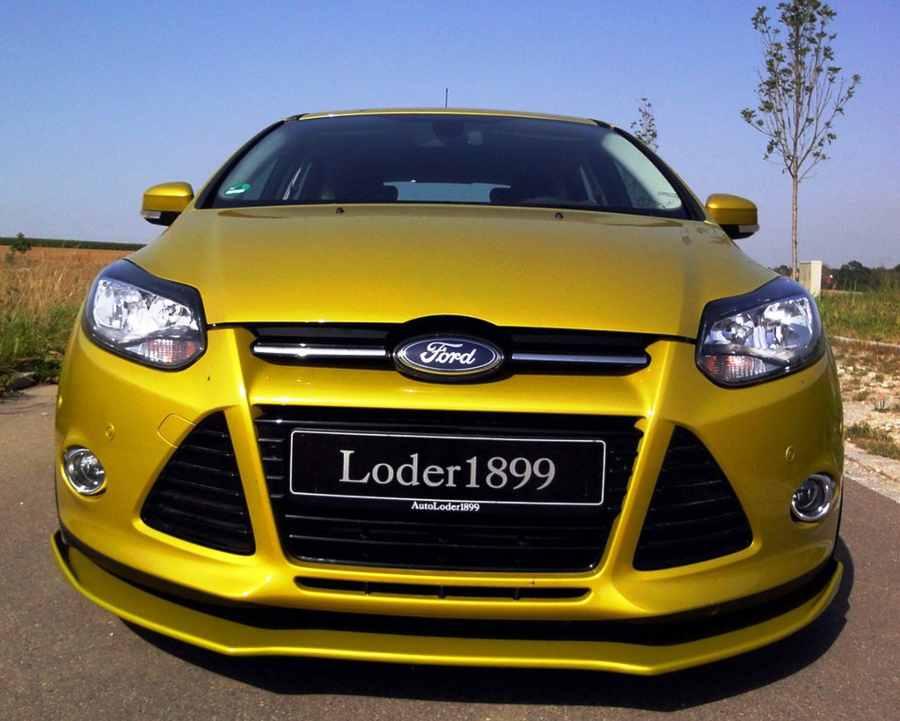 Ford Focus 3 тюнинг
