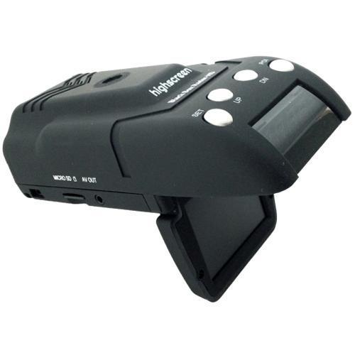 Highscreen Black Box Radar-HD - регистратор с радар-детектором