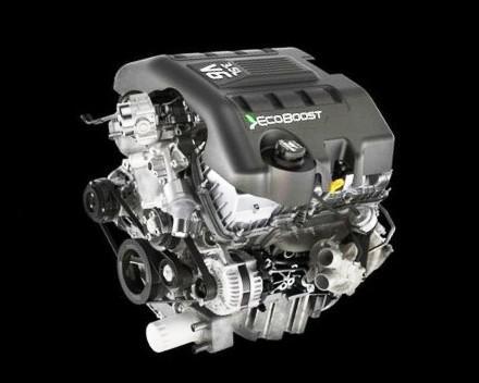 Лучший двигатель года 2012 - Ford EcoBoost