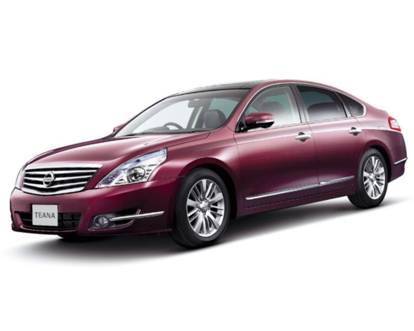 Nissan Teana 2013 фото