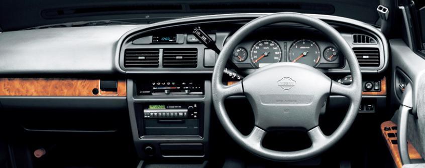 Приборная панель Nissan Cedric Y31 2012