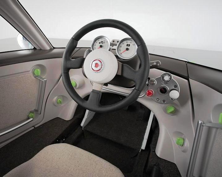 Салон Toyota Camatte