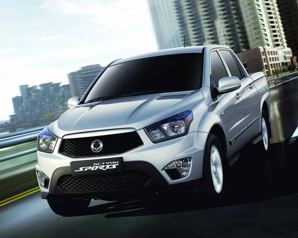 SsangYong Actyon Sports 2013 фото