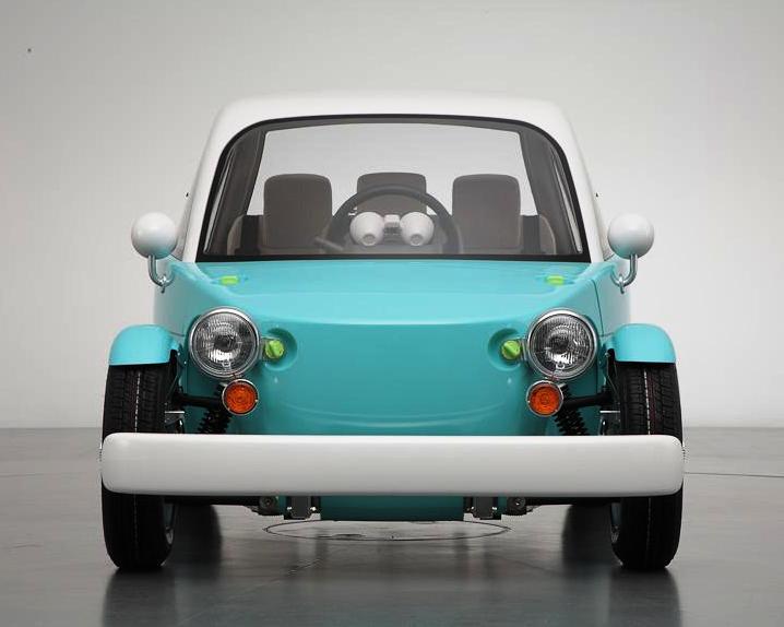 Toyota Camatte автомобиль для детей фото видео