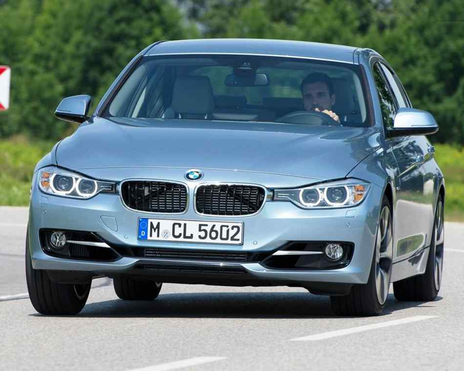 BMW 3 ActiveHybrid 2013 фото