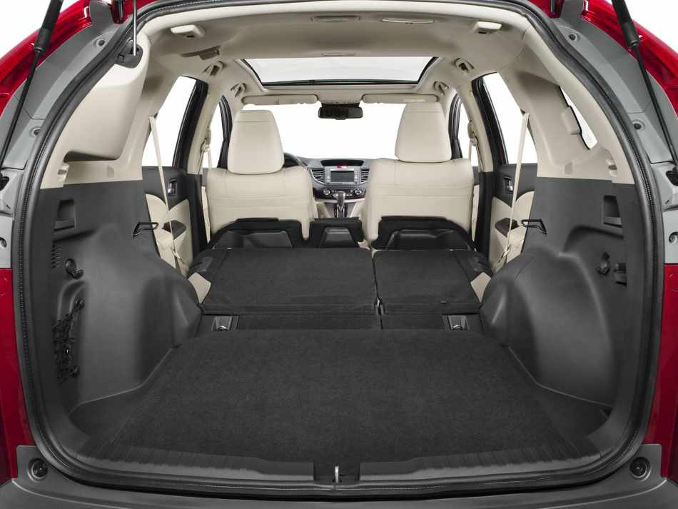 Багажник Honda CR-V 2013