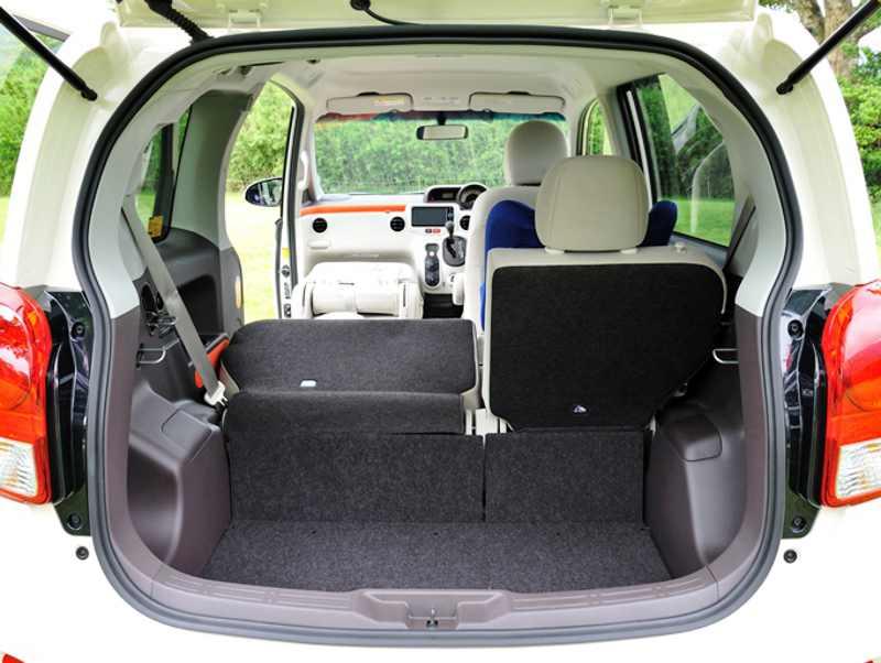 Багажник Toyota Porte 2013