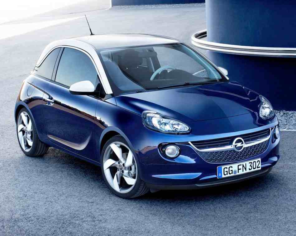Фото Opel Adam