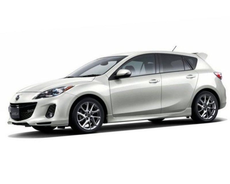 Mazda 3 Axela 2013