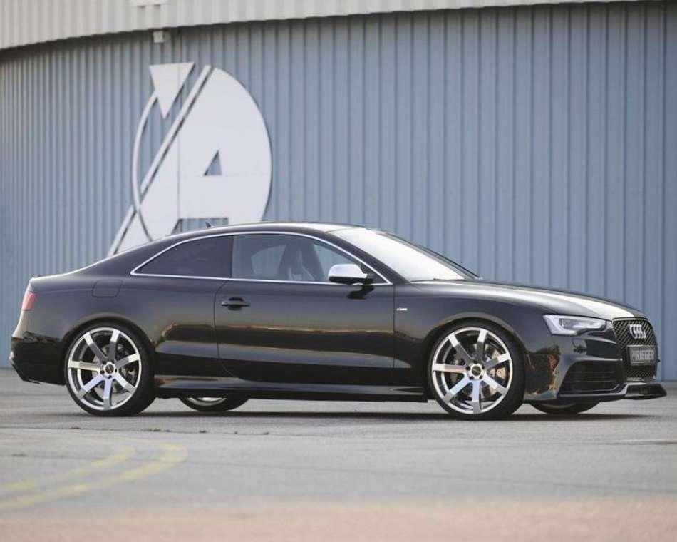 Новые диски Audi A5 Sportback 2012