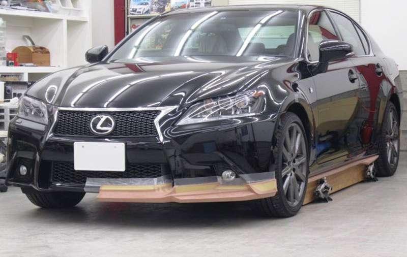 Обвес для Lexus GS 250