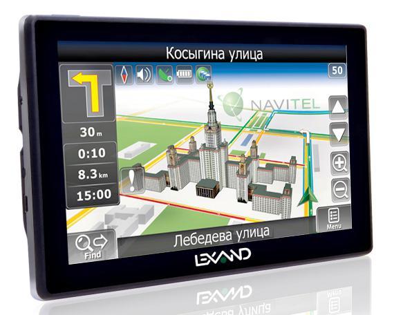 Обзор GPS-навигатора Lexand STR-7100 HDR