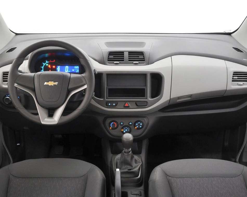 Салон Chevrolet Spin