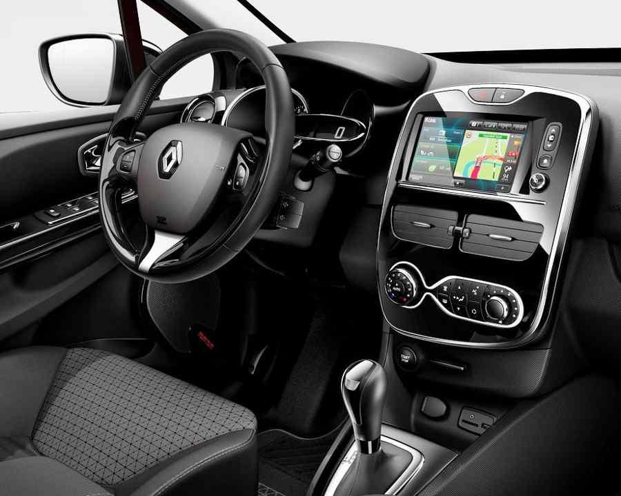 Салон Renault Clio 2013