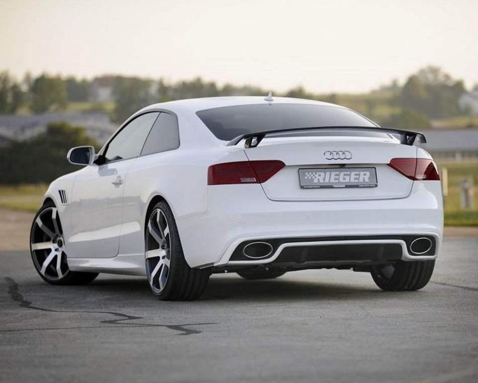 Спойлер для Audi A5 Sportback 2012