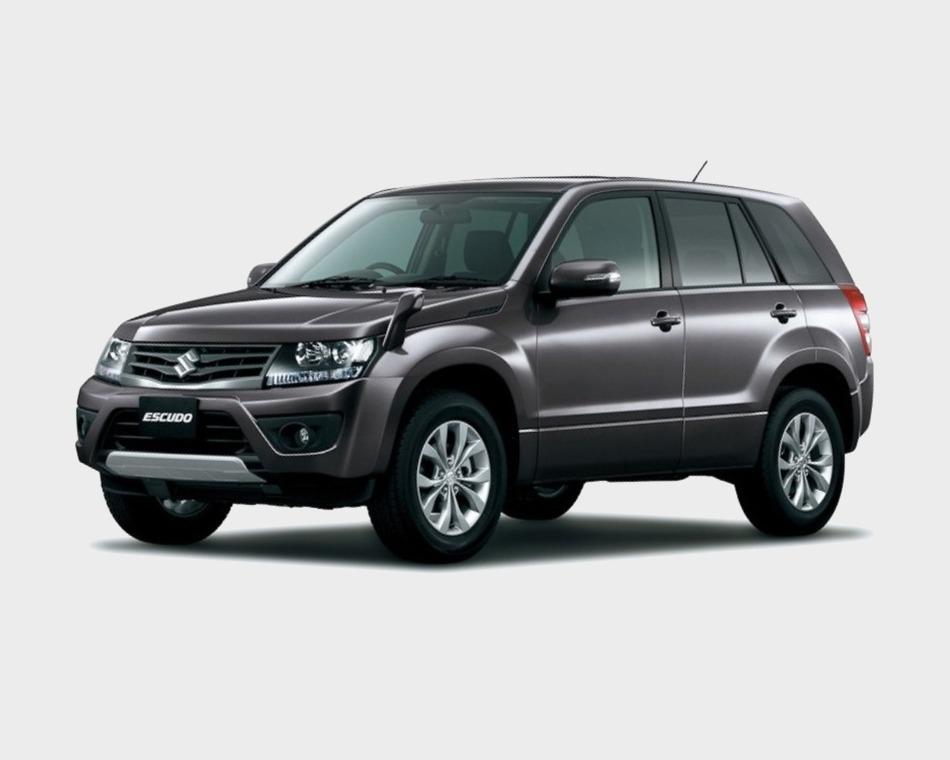 Suzuki Grand Vitara 2012-2013