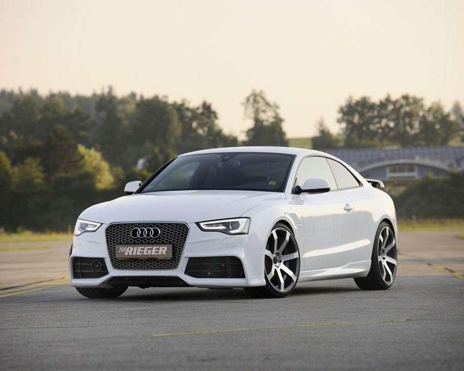 Тюнинг Audi A5 фото