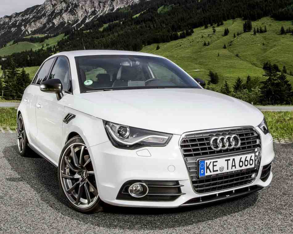 Тюнинг Audi AS Sportback 2012