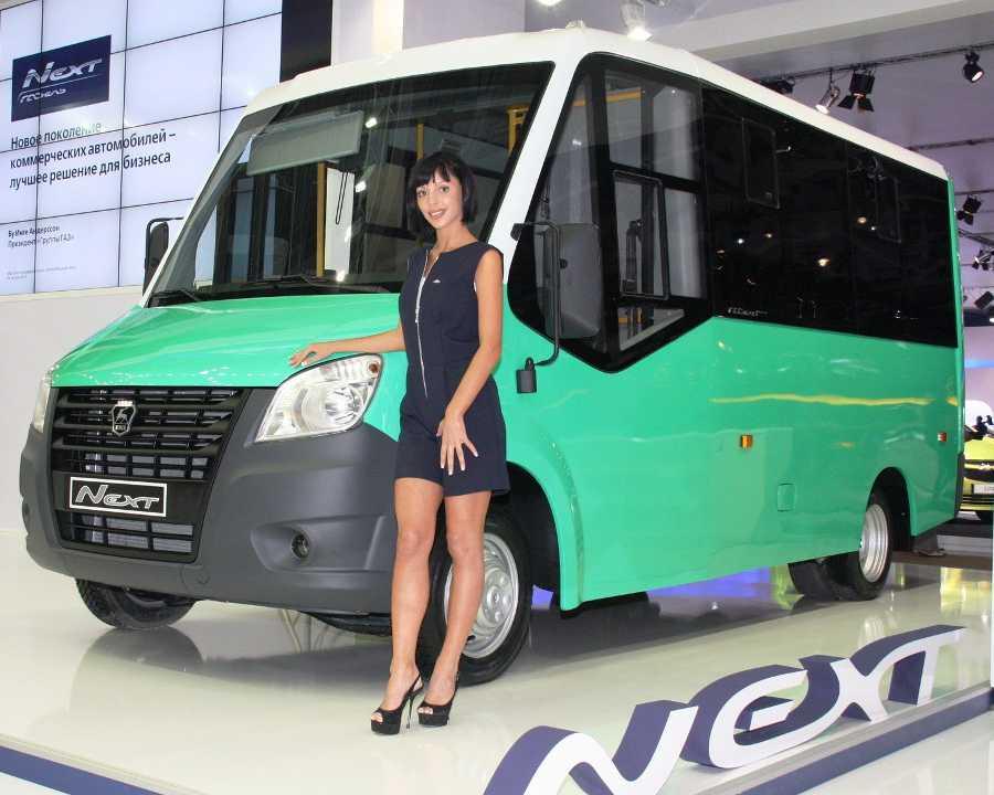 19-местный микроавтобус ГАЗель Next