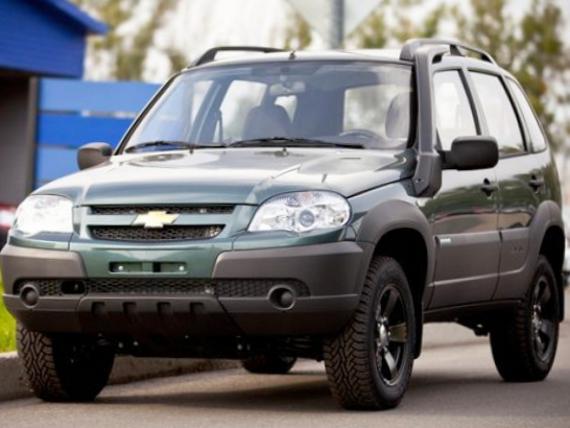 Цена новой Chevrolet Niva 2012 Limited Edition