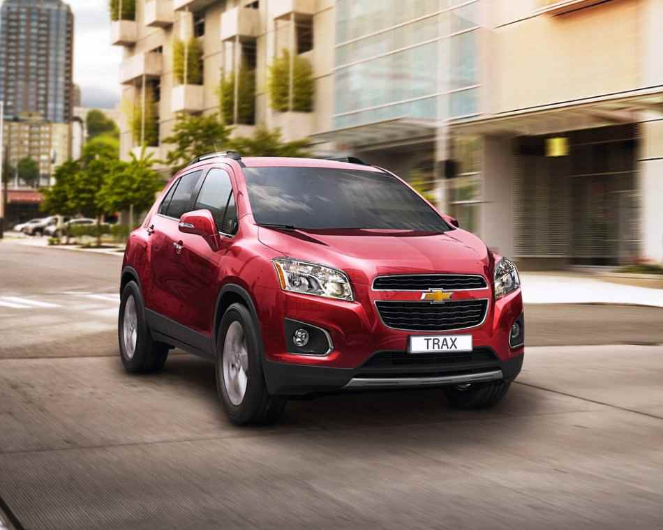 Fotos del Chevrolet Tracker - Zcoches