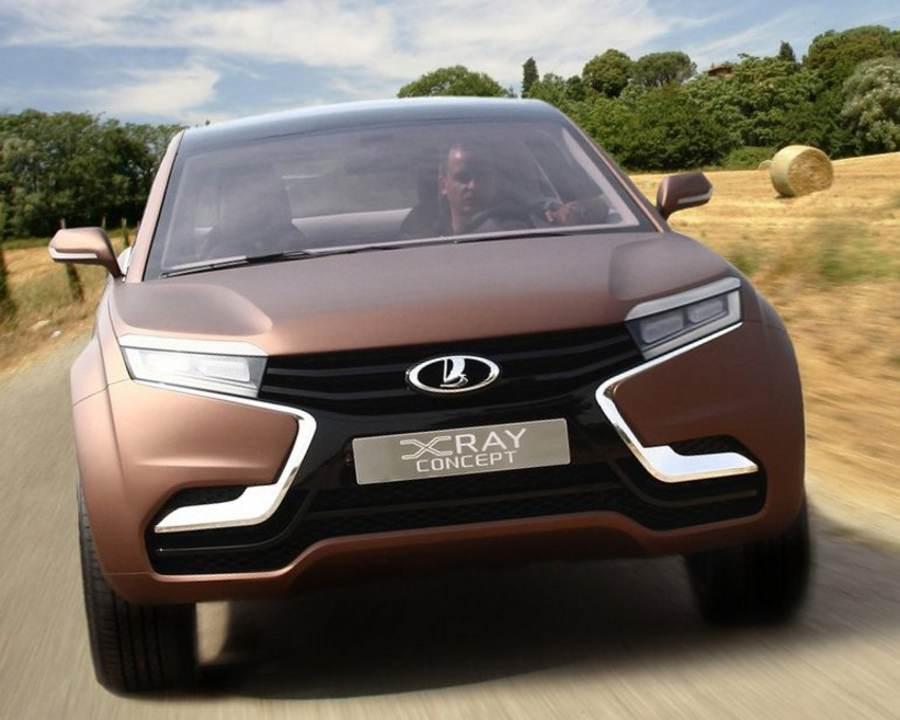 Ещё фото Lada XRay 2012