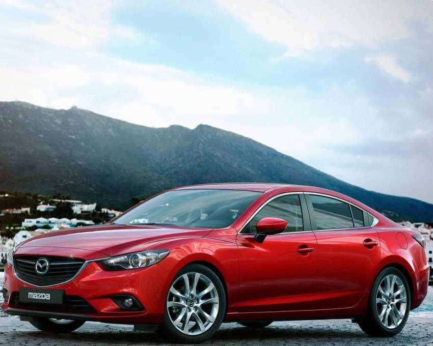Ещё фото Mazda 6 2013 года