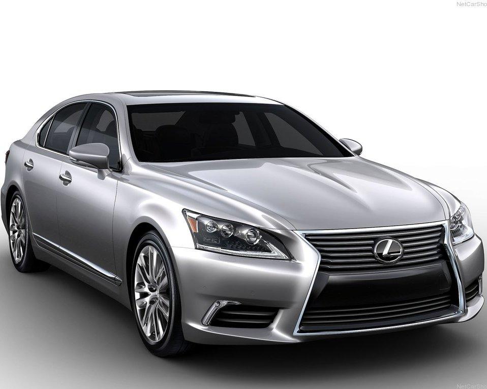 Новый Lexus LS 460 2013